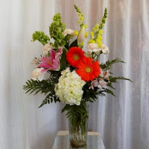 Garden Seasonal Mixed Vase